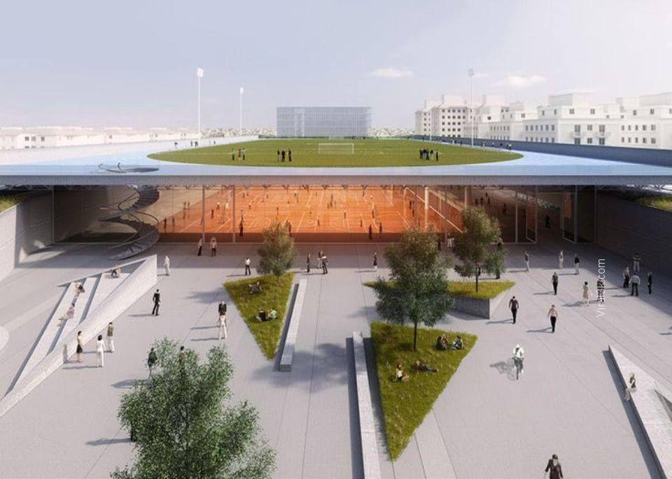 Sports Architecture