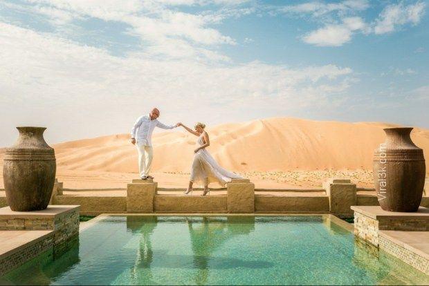 Abu Dhabi, UAE by Christophe Viseux