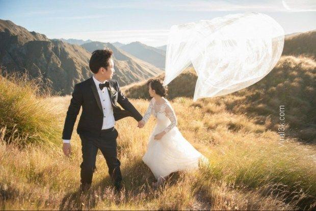 Lake Wanaka, New Zealand by Kristy Ryan of blush wedding photography