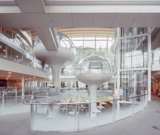 Seikei University Library, Musashino, Tokyo