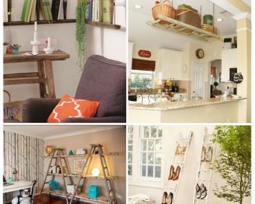 Ladder-Shelves