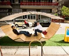 Public Benches Design