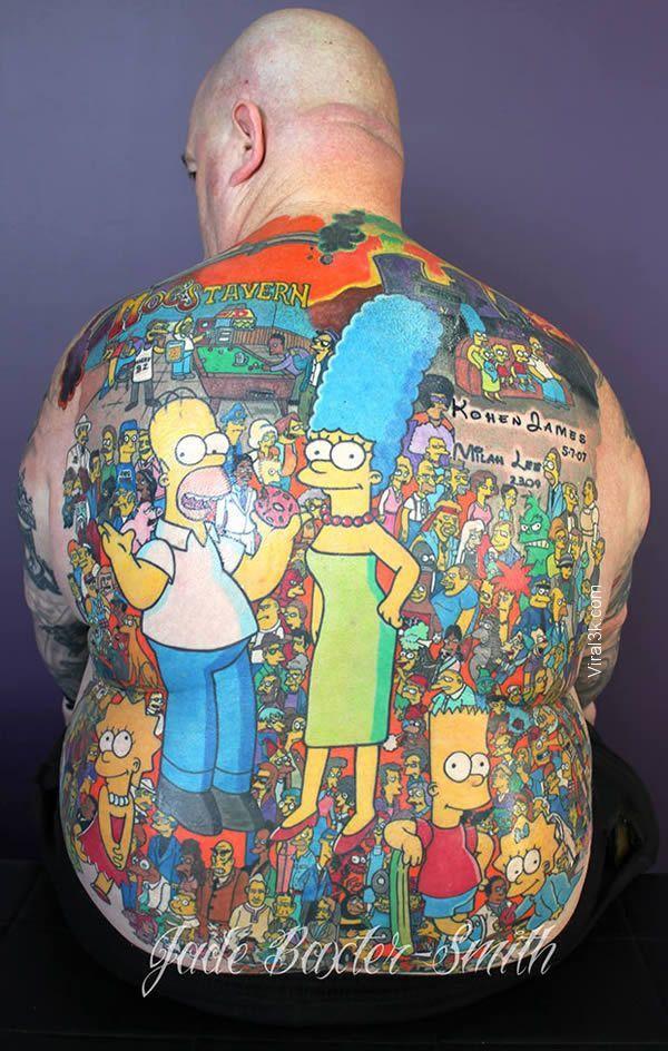 Crazy Badass Tattoos Viral3k
